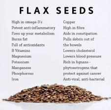 11 amazing flaxseed benefits flaxseed