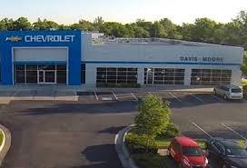 davis moore chevrolet car dealership in