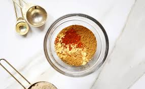 homemade pork rub seasoning blend one