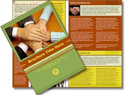 Brochure Templates | Xerox