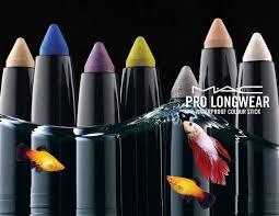 mac pro longwear waterproof colour