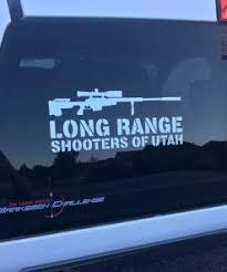 6 5 Creedmoor Decal Archives Long Range Shooters Of Utah