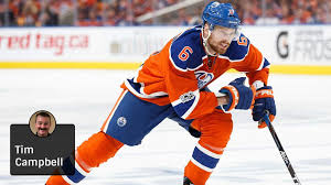 Adam Larsson remains unheralded for Oilers