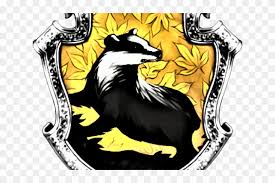 honey badger clipart hufflepuff