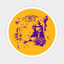 louisiana state tiger purple shirts