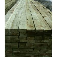 Treated Softwood Fencing Rail Buy Post And Rail Fencing Online From The Experts At Uk Timber