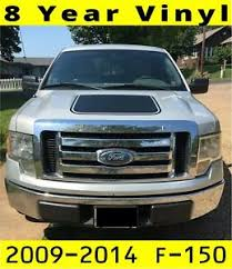Ford F150 Hood Decal F 150 2009 2010 2011 2012 2013 2014 Premium Vinyl Blackout Ebay