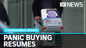 Victoria sees new round of panic buying ...