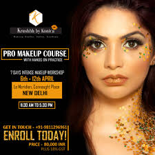 book pro makeup course tickets new