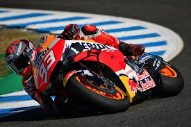 Heads up: Marc Marquez is about to attempt a superhuman MotoGP feat
