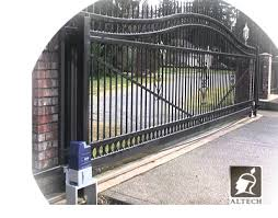 Altech Smart Homes Start With Our Smart Gate