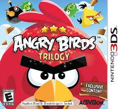 Amazon.com: Angry Birds Trilogy - Nintendo 3DS: Activision Inc ...