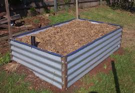 brick raised garden beds design for
