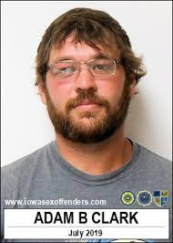 ADAM CLARK - Iowa Sex Offender Registry