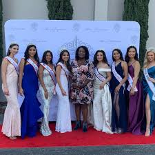 2018 Miss Fontana Court!#Mayorwarren... - Mayor Acquanetta Warren | Facebook