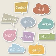 mengenal bahasa gaul ala korea atau bahasa slang nya korea