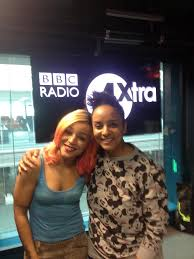 TANYA LACEY ON 1XTRA WITH ADELE ROBERTS | Team Tanya Lacey