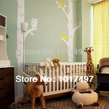Large Size Birch Tree Vinyl Wall Sticker Amazing Wall Art Decals For Kids Room Living Room Decoration Wall Art Decals Vinyl Wall Stickerswall Sticker Aliexpress