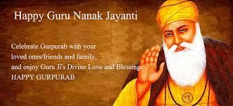 happy guru nanak jayanti quotes wishes status images