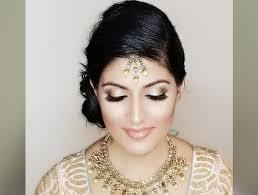 stani bridal makeup toronto saubhaya