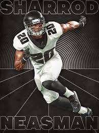 Atlanta Falcons Sharrod Neasman Rise Up 24x18 Football Poster | Football  poster, Atlanta falcons, Atlanta