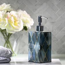 kivu printed lotion dispenser