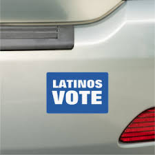 Latino Bumper Stickers Decals Car Magnets Zazzle