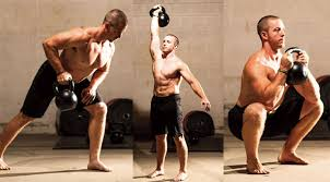 simplest one kettlebell workout