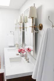 nickel bathroom mirrors with antique