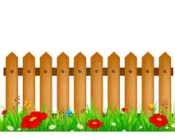 Fence Flower Stock Illustrations 7 792 Fence Flower Stock Illustrations Vectors Clipart Dreamstime