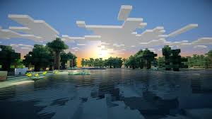 minecraft wallpaper shaders hd micro