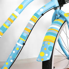 Polka Dots Stripes Bike Bicycle Beach Cruiser Decals Stickers Graphics Beach Cruiser Bicycle Bicycle Bike Bicycle