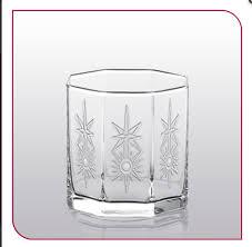 glass tumbler 250 ml juice or