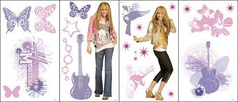 Hannah Montana Wall Decals Wall Stickers