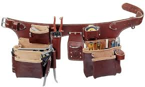 occidental leather tool belts 5191