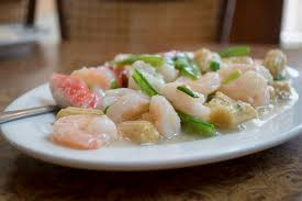 China Palace | Seafood Entrees