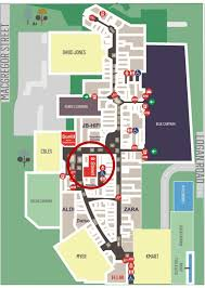 westfield garden city carte carte de