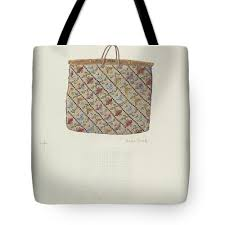 Carpet Bag Tote Bag for Sale by Adele Brooks