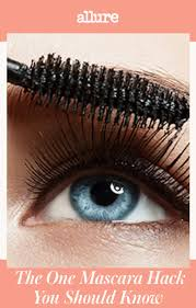 mascara hack makeup artists