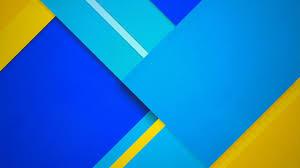 wallpaper material design blue 4k