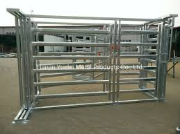 China Galvanized Lowes Cattle Yard Fence China Portable Cattle Panel Lowes Cattle Fencing
