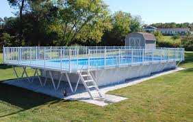 24 Above Ground Pool Fence Ideas For The Ultimate Safety Inbackyard