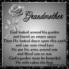happy birthday grandma es in heaven