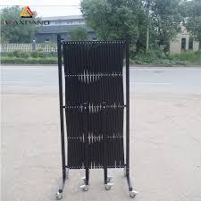 Outdoor Metal Gate Accordion Garage Doors Expanding Retractable Aluminium Fence Buy Aluminium Fence Retractable Gate Steel Gate Design Product On Alibaba Com