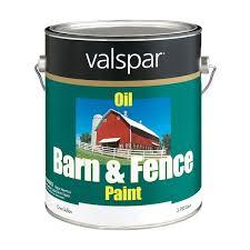 Valspar Barn Fence Paint White Oil 18 3141 75 07 Blain S Farm Fleet