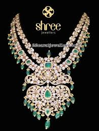 diamond stylish sets by shree jewellers