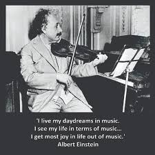 quotes about music einstein quotes