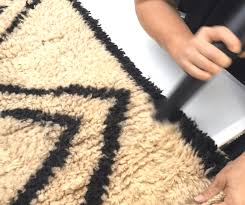how to clean moroccan rugs at home