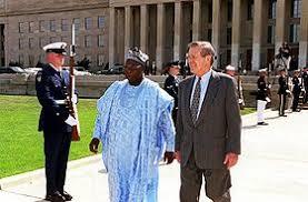 Olusegun Obasanjo — Wikipédia