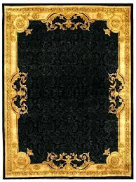 gold area rug g black gold area rugs